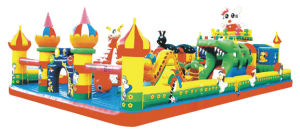 2017best Sale 0.55mmpvc Inflatable Bouncy, Inflatable Bouncy Castle, Jumping Castle for Kids pictures & photos