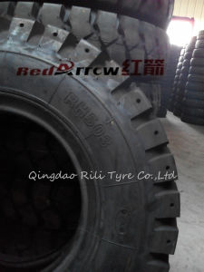 OTR Tyre (750-16) Red Arrow Nylon Band Mining Machine Tyre pictures & photos