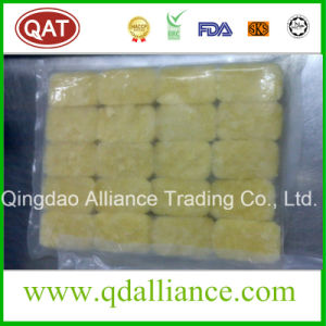 IQF Frozen Organic Ginger Paste Crushed Ginger with Brc Cert pictures & photos