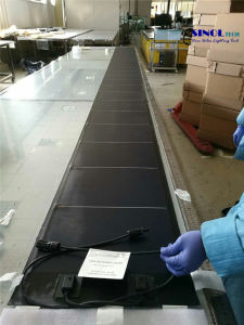 144W Photovoltaic Thin Film Flexible Amorphous Solar PV Module (PVL-144) pictures & photos