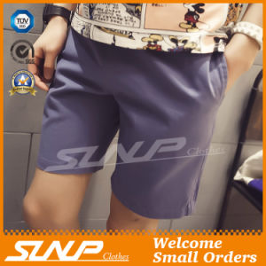 Latest Design Cheap Stretch Cotton Short Clothes for Men