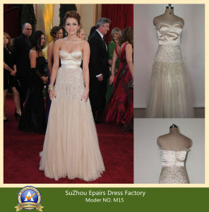 Evening Dress on Red Carpet Dress Evening Gown  M15    China Evening Dress  Evening