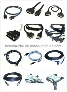 China Manufacturer SDR to SDR Cable for Camera Link Wire pictures & photos