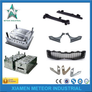Customized Plastic Bicycle/Auto Spare Parts Machine Parts Plastic Injection Molding pictures & photos