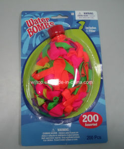 3 Inch Mixed Colors Water Bomb Balloons (TY003) pictures & photos