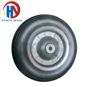 Rubber/PU Foam Wheel Barrow/Hand Truck Tire pictures & photos