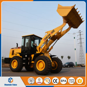 Chinese Manufacturer Stone Bucket Heavy Wheel Loader pictures & photos