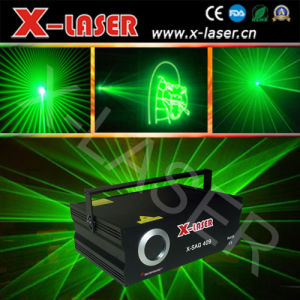 5W Green Outdoor Laser Lighting/Laser Logo Projector/Laser Christmas Lights Outdoor pictures & photos