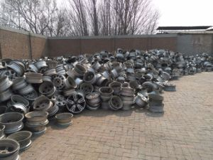 Hot Sale Aluminum Aolly Wheel Scrap 99% Factory Price pictures & photos