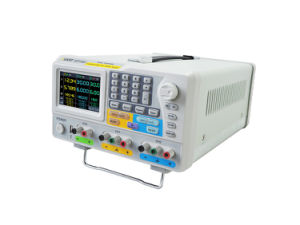 OWON 30V 5A 3-Channel Programmable Power Supply (ODP3053) pictures & photos