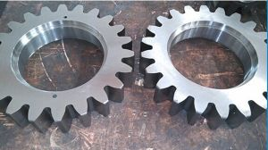 Hot Sale Steel Grinding Gear pictures & photos