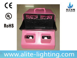 Stage Effect Equipment, 150W Medium Bubble Machine, Pink Housing. Fog Machine