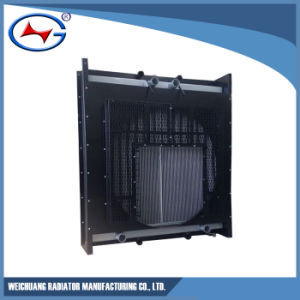 Qn800: Water Aluminum Radiator for Diesel Engine pictures & photos