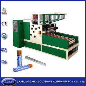 Household Aluminum Foil Roll Making Machine 1 (GS-AF-600) pictures & photos