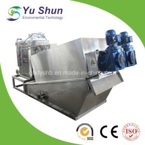 Sludge Dewatering Machine for Chemical Industry Sewage pictures & photos
