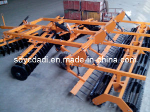 Power Tiller Once-Over Tillage Machine (1LZ-5.4) pictures & photos