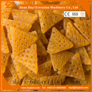 Frying Bugles Machinery/Triangle Corn Chips Machinery pictures & photos