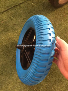 Korea Model PU Foam Wheel pictures & photos