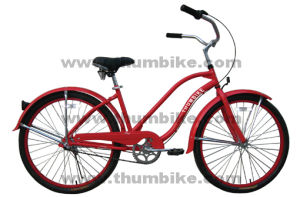 "26""Beach Cruiser Bike Tmc-26gd"