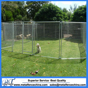 Welded Large Dog Cage Backyard Dog Kennels pictures & photos
