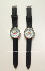 Fashion Silicone Analog Watch for Ladies pictures & photos