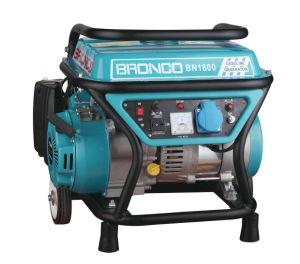 New Model 1kw Portable Gasoline Generator pictures & photos