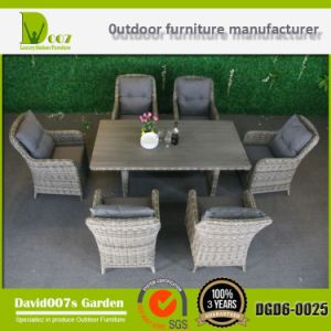 Outdoor Rattan Patio Wicker Garden Furniture Dining Set