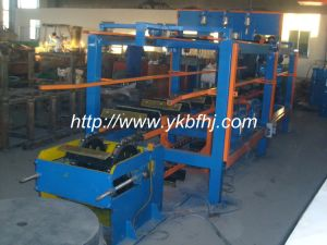 Automatic Screen Printing Machine for Steel Drum Making Machine 55 Gallon pictures & photos
