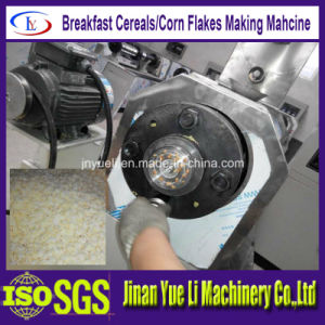 SGS ISO Certificated Cereals Snacks Making Machine