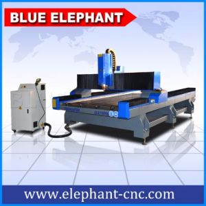 Ele1325 3D Carving Stone CNC Router for Stone Sculpture pictures & photos
