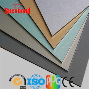 Rucobond Outdoor/Indoor Decoration Aluminium Composite Panel Curtain Wall pictures & photos