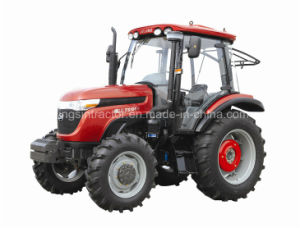 95HP/100HP 4WD Ts1000/Ts1004 4 Wheels Tractor, Farm Tractor 100HP pictures & photos