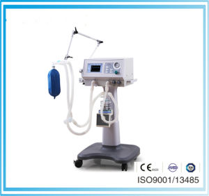 Medical Portable Ventilator with Battery (CWH-3020) pictures & photos