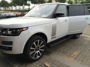 Range Rover Electric Running Board pictures & photos