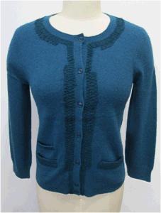 55% Merino 30% Nylon 15% Cashmere Ladies / Women Sweater (D123885)