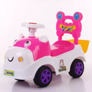 Cute Ride on Car with Electronic Steering Wheel Ht-229 pictures & photos