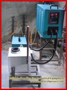 15kw, 220V, 3kg/5kg Small Induction Smelter/Stove/Furnace for Gold/Platinum/Rhodium/Silver/Alloy Melting/Heat Holding. pictures & photos
