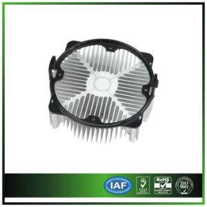 Extuded Aluminium Heatsink for Computer CPU pictures & photos