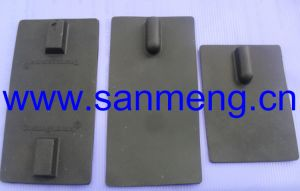 Custom Made Silicone Rubber Pad Sheet Gasket pictures & photos