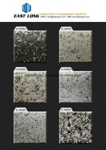 Double Color Quartz Stone, Artificial Stone pictures & photos