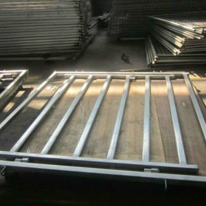 Galvanized Steel Farm Rails Cattle Panels pictures & photos