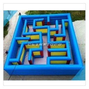 Inflatable Labyrinth Developmental Amusement Park Inflatable Maze for Sale pictures & photos