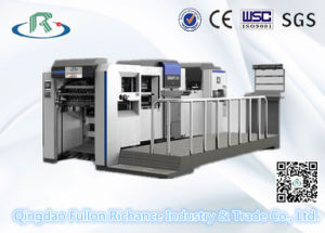 Semi-Automatic Flatbed Die Cutter (Creasing Machine) pictures & photos