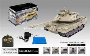 Powerful 1: 18 Leopard 2 Mbt, R/C Tank Kids Toys