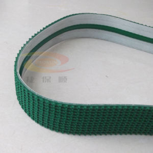PVC Conveyor Belt Used in Food Industry pictures & photos