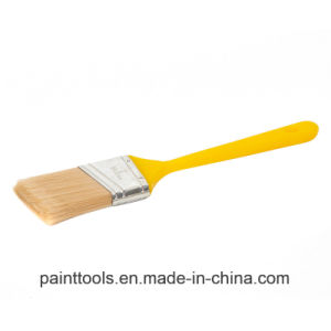 Angular Sash Brush with Plastic Handle B034 pictures & photos
