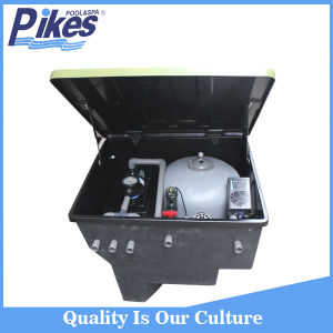 Intergrative High Effiency Swimming Pool Disinfection Sand Filter Tank System pictures & photos