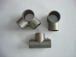 OEM Aluminum Forged Casting Machining Spare Parts of Bracket pictures & photos