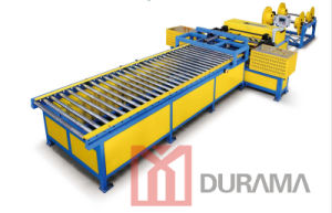 Air Duct Making Machine Production Line III Factory Direct pictures & photos