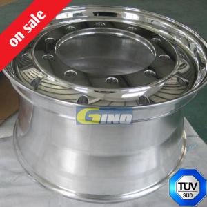 22.5 Truck Rim, Aluminum Alloy Wheel, 22.5 Aluminum Truck Wheel